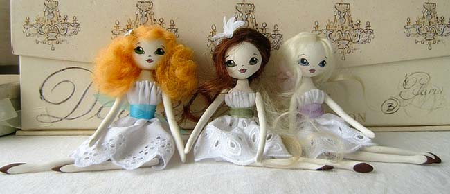 DIY jointed dolls