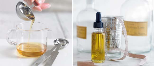 DIY skin serum