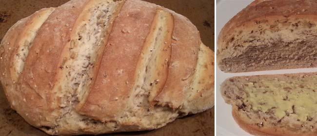 No-prove-bread