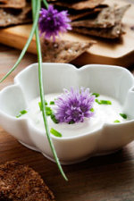 Chives-spread
