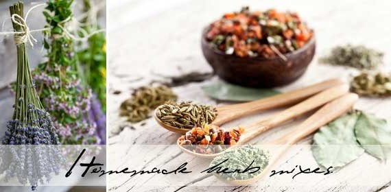 Make your own herb mixes