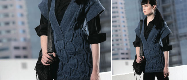 Knitted-cable-tunic-pattern