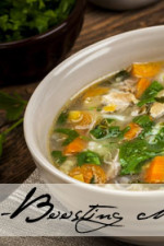 Chicken-soup-writing
