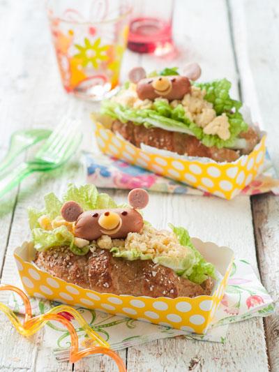 Bear-sandwiches