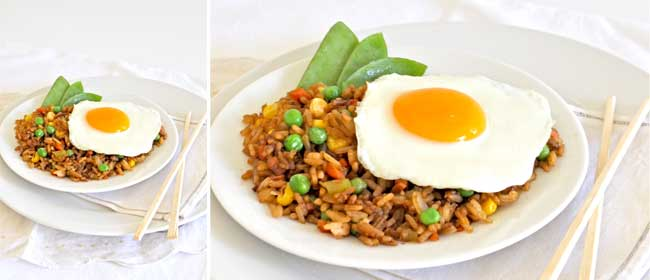 Weeknight-meal-fried-rice