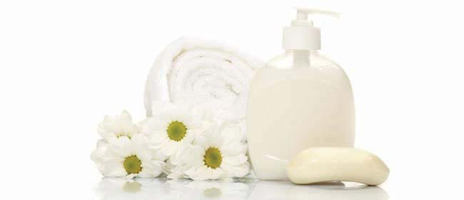 Homemade liquid soap