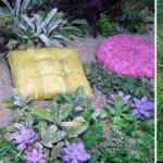 Classy pillow pavers