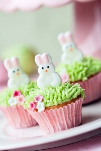 More Easter cupcake recipes