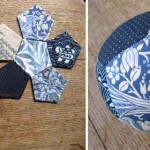 DIY patchwork ball