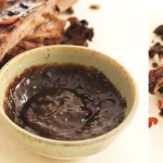 Homemade sticky barbecue sauce