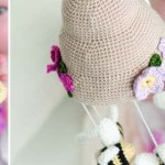 Crochet a baby mobile