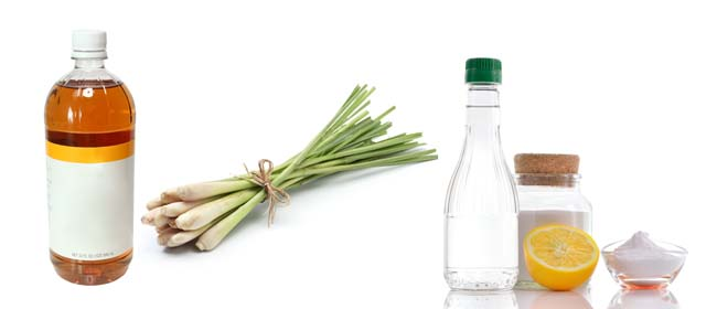 Lemongrass natural cleaner