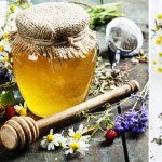 Make your own herbal honey