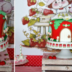 Strawberry Shortcake party + Giveaway!