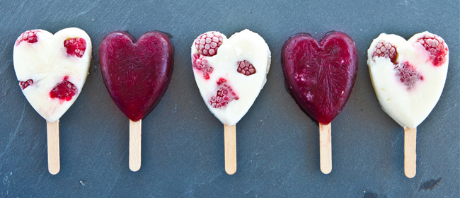 Raspberry-coconut-popsicles