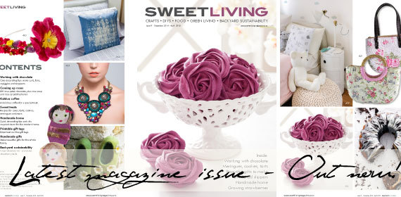 Sweet Living Issue 9 – out now!