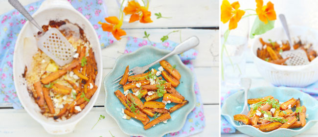 Baked-carrot-with-feta