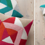Crochet a cushion