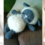 All things sheep; free patterns
