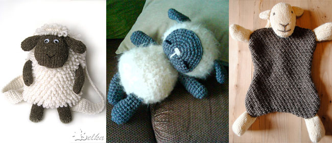 All Things Sheep Free Patterns