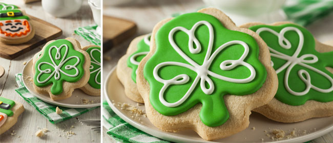 St-Patricks-Cookies