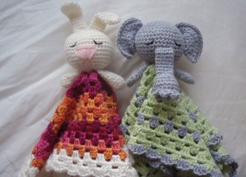 Crochet Baby Blanket Patterns With Animals : All things sheep; free patterns