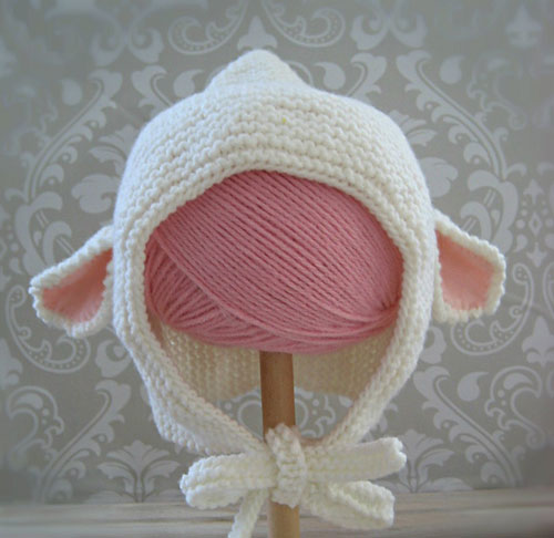 Free Crochet Pattern Baby Lovey : All things sheep; free patterns