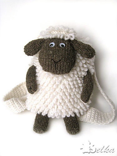 Free Crochet Pattern Baby Lamb : All things sheep; free patterns