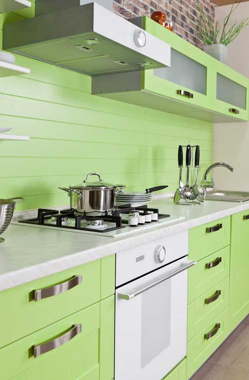 kitchen-green