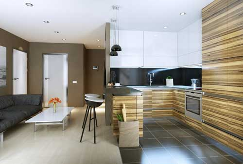 kitchen-wood-veneer