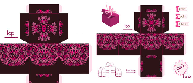 Printable-giftbox
