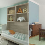 Create a calming nursery or bedroom
