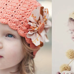Cute crochet hats – 10 free patterns