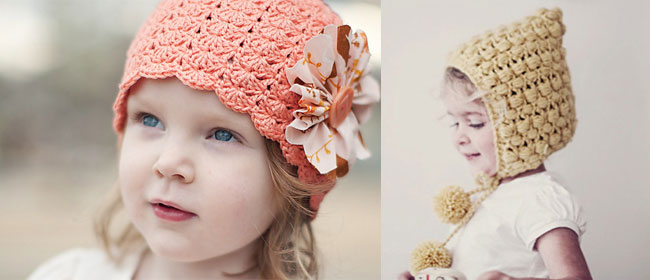 Cute Crochet Hats 10 Free Patterns