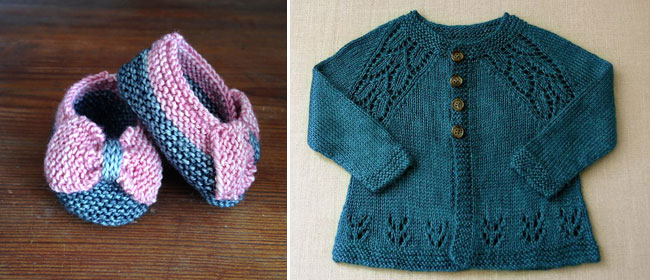 Free Knitting Patterns Baby Boy Clothes : Boutique baby clothes to knit   10 free patterns