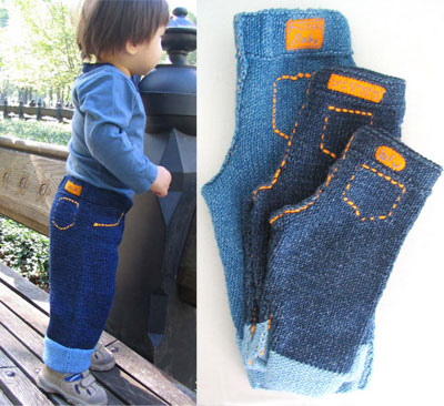 Knitting Patterns Toddlers Trousers : Boutique baby clothes to knit   10 free patterns