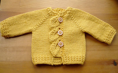 bd0bd27b2 Boutique baby clothes to knit – 10 free patterns