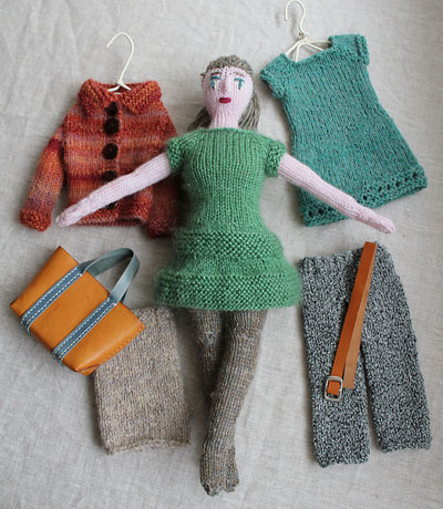 Adorable Knitted Dolls 40 Free Patterns Classy Knitted Doll Patterns