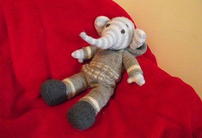 knitted-elephant