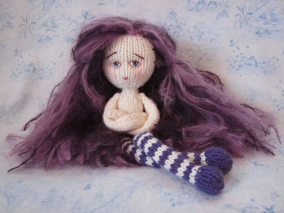 Adorable Knitted Dolls 10 Free Patterns