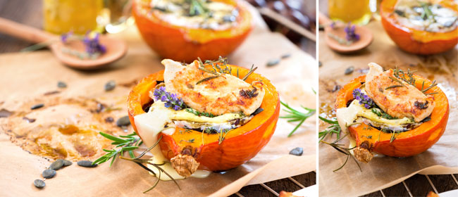 Roasted-pumpkin-camembert