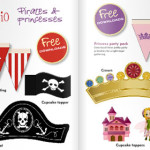 Free party pack printables