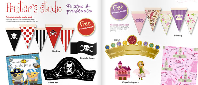 free-party-pack-printables