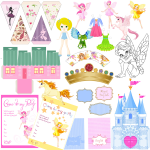 Fairies Party Pack