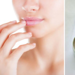 DIY mint and coconut lip balm