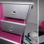 How to make over a chest of drawers