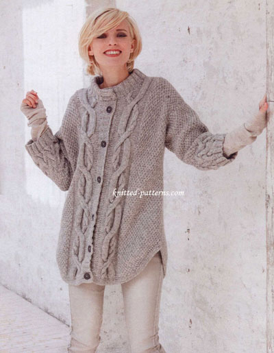 Sweaters And Cardigans 10 Free Patterns
