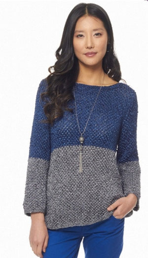 Free Pullover Knitting Patterns : Sweaters and cardigans: 10 free patterns