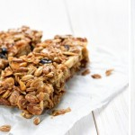 Easiest ever muesli bars