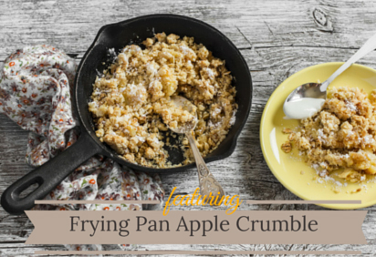 frying-pan-apple-crumble-recipe